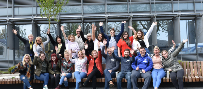 belfast-met-social-work-students-attend-welcome-event-at-ulster-university